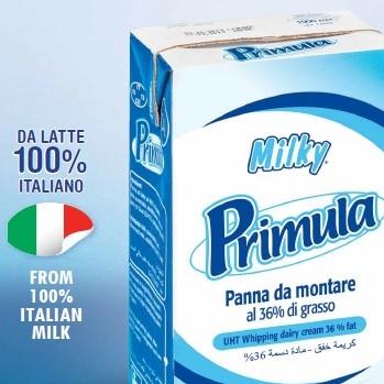 Linea Latte 100% Italiano