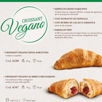 Cornetti vegani Tre Marie