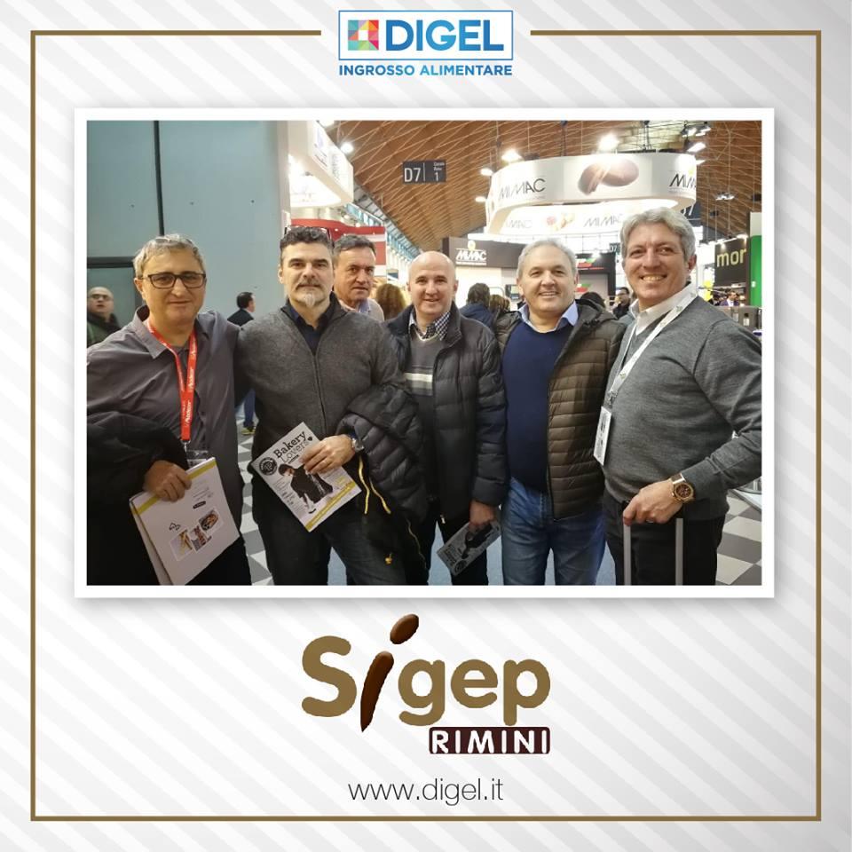 Digel al Sigep di Rimini 2019