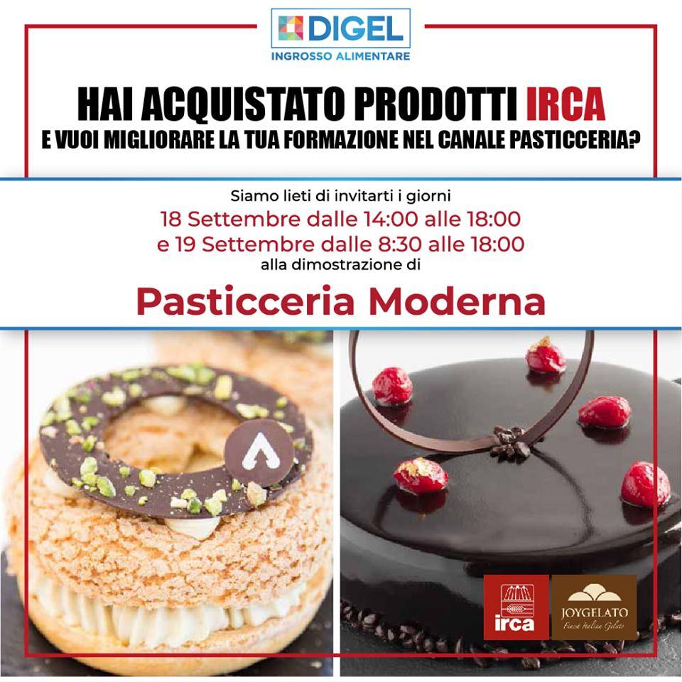 Irca Academy: Corso Pasticceria Moderna