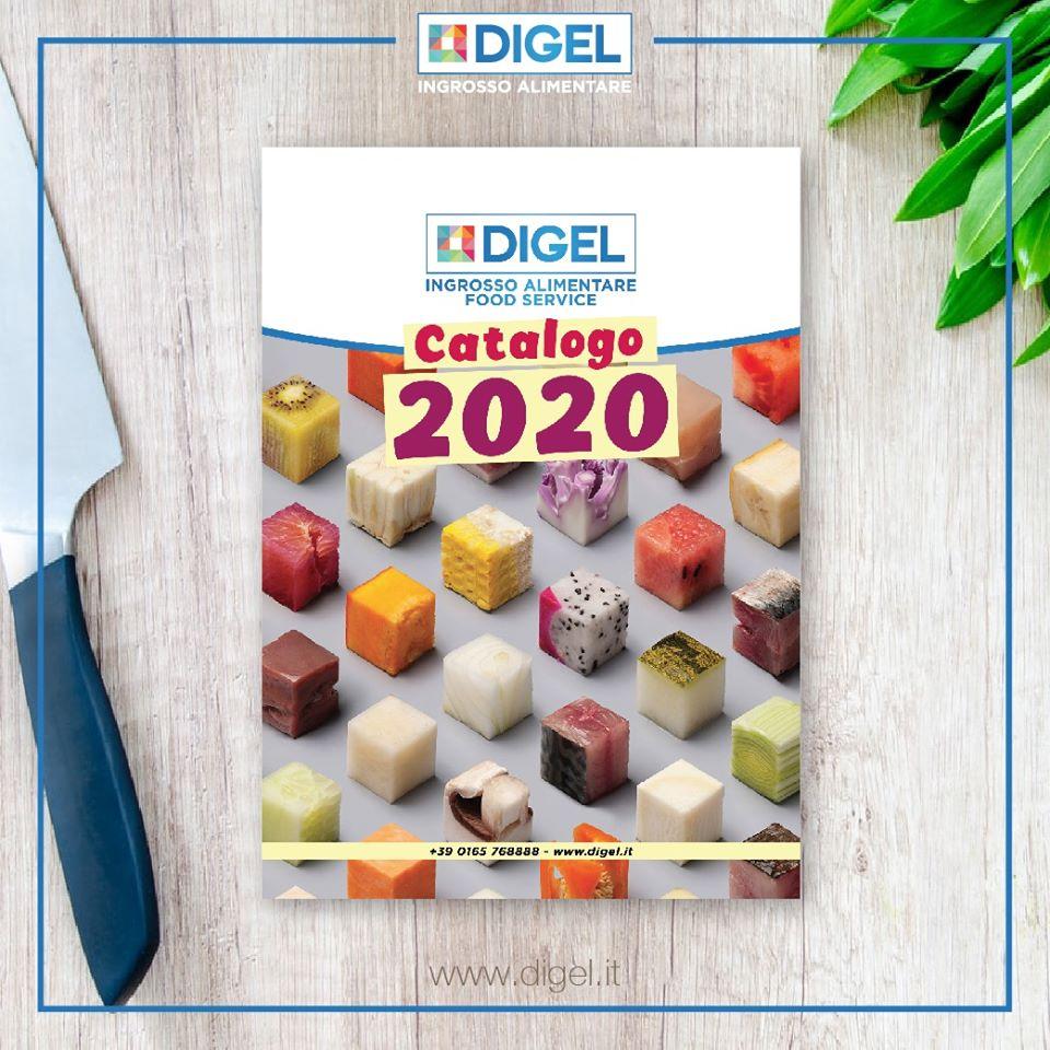 Il Nuovo Catalogo Digel 2020