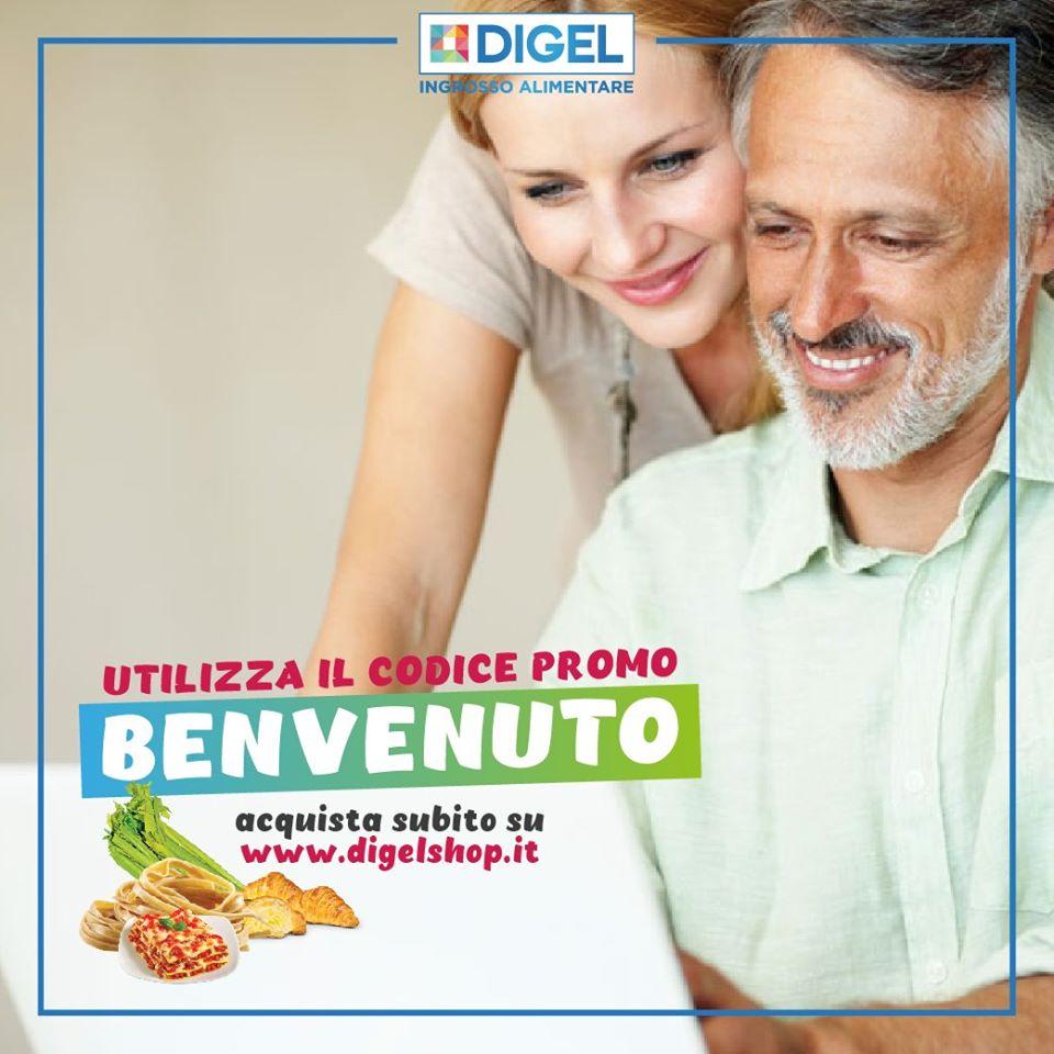 10 euro di Sconto per te su Digel Shop!