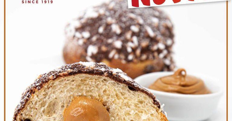 Chococream Caramel irca digel ingrosso alimentare